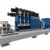 Spilling steam compressors are individually designed and produced for every application