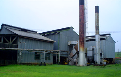 biomass power plant in Simbabwe
